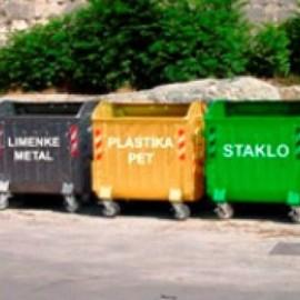 Zbrinjavanje otpada – UPOZORENJE SVIM OBJEKTIMA JAVNE PREHRANE