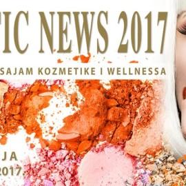 24. Međunarodni sajam kozmetike i wellnessa Cosmetic News – Opatija – 6. i 7. 05. 2017.