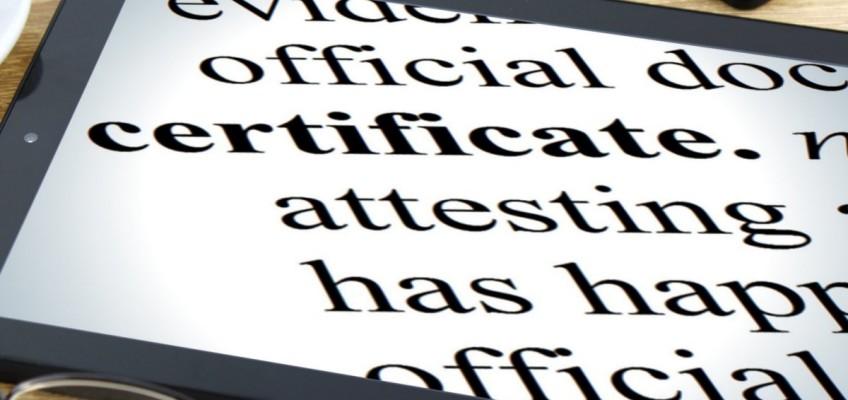 Istek certifikata za fiskalizaciju – nakon 5 godina