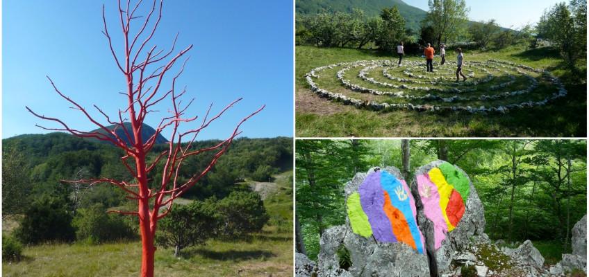 Prijava na planinarski izlet Land art staza na Ćićariji