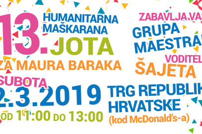 13. Maškarana jota 2019.