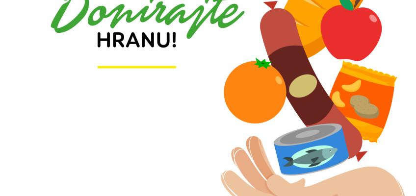 Poziv za interaktivne radionice o doniranju hrane u organizaciji Ministarstva poljoprivrede