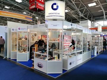 Hrvatska obrtnička komora organizira i sufinancira nastup svojih članova na Međunarodnom obrtničkom sajmu u Münchenu 2020. godine