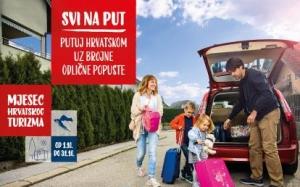 """Listopad – """"Mjesec hrvatskog turizma"""""""