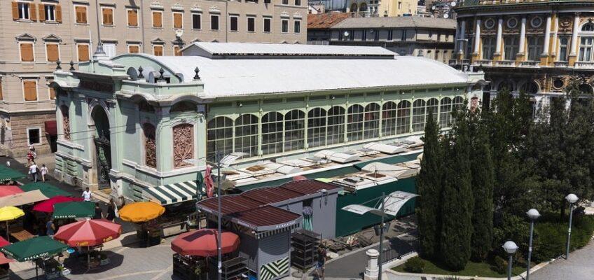 Objavljen je Javni natječaj za zakup prodajnih mjesta i skladišnih prostora na centralnoj tržnici, te tržnicama Brajda i Zamet