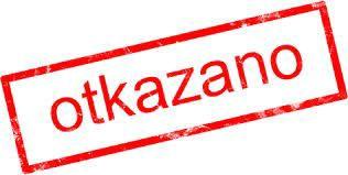 Otkazivanje 7. sjednice Sekcije ribara Udruženja obrtnika Rijeka