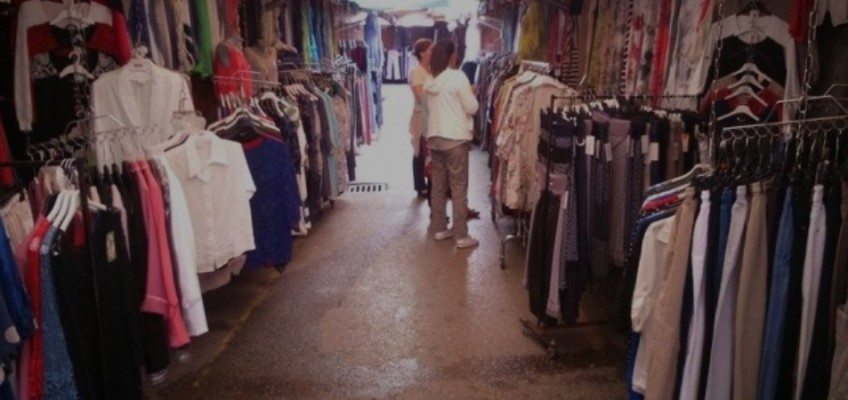 Početak rada trgovina na malo tekstilom, odjećom i obućom na štandovima i tržnicama