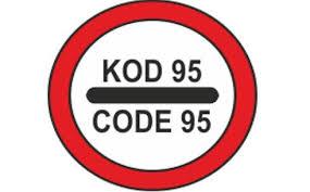 Prijave Za Sufinanciranu Periodičku Izobrazbu Vozača – KOD 95 Za 2021. Godinu,