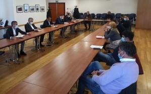 Radni sastanak Ceha ugostitelja HOK-a s kolegama iz Istre i Kvarnera
